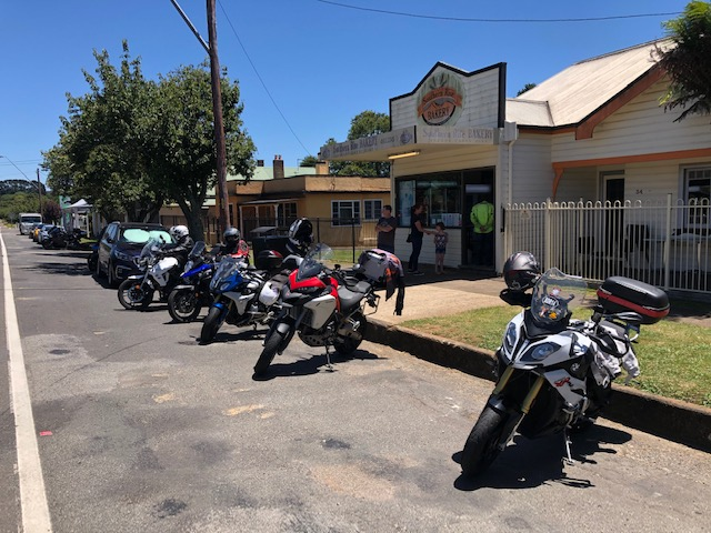 21st January 2021 – Fitzroy Falls Pie Shop (almost!) Ride.