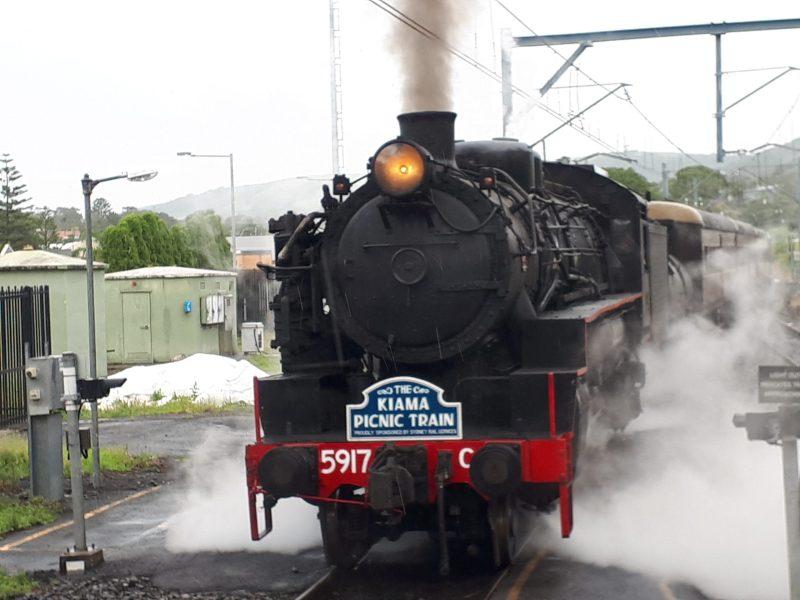Kiama Picnic Train Trip – 14th March 2021