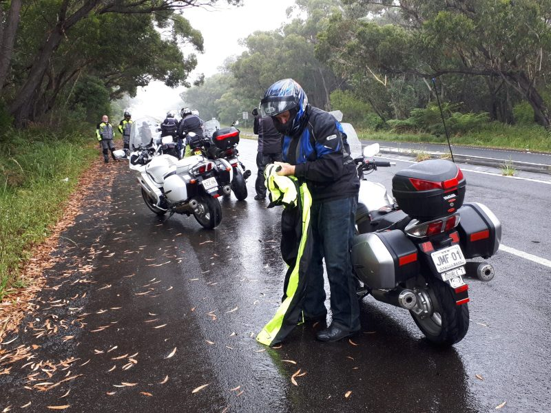 "The ""Precipitation Interruptus"" Ride – 16th March 2021"