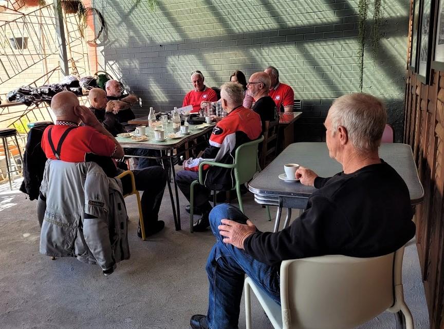 COFFEE RUN – PORT KEMBLA – Tues., 20th April, 2021