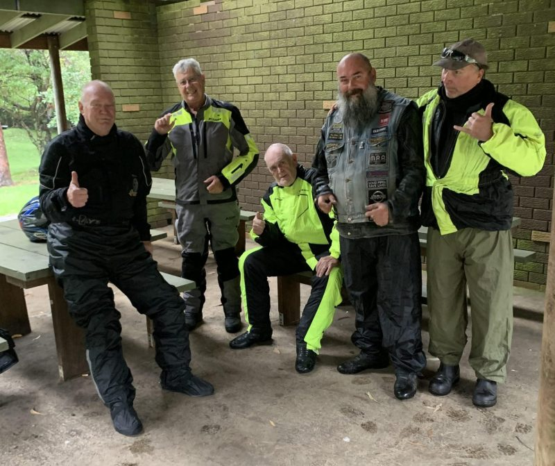 The 'Ride of Two Parts' Ride – 6th April 2021